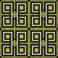 Схемы замощенная булыжником Мозаика