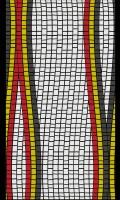 Схемы замощенная булыжником Мозаика 2