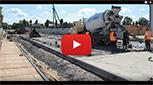 Озон - будівництво дороги на території підприємства