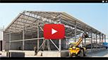 Озон - будівництво цеху з виробництва додаткових бетонних елементів
