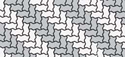 схема укладання бруківки Хвилька софт