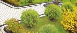 Поребрик садовий