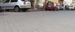 фото тротуарної плитки Цегла ретро