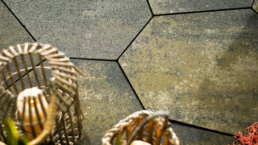 Фото бруківки Озон - їдеї замощення
